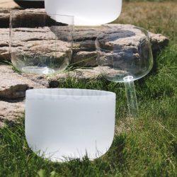 Chakra 7: CROWN Crystal Bowls