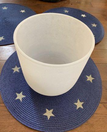 singing bowl mats soul star 8th chakra bowl