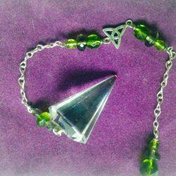 pendulums, dowsing, divination tool